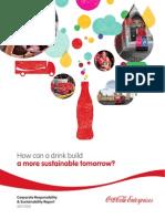 Coca-Cola Enterprises CRS Report 2011