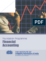 Financial Accounting Website Study