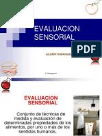 Eval Sensorial 2013