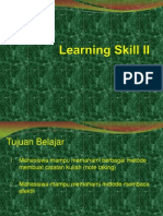 Learning Skill 2
