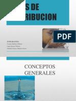 Grupo 05 - Redes de Distribucion