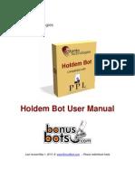 Hold Em Bot User Manual