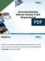 Treinamento - Flex Ofertas - NOVO - Direcionamento Canais