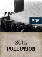 Section C - Soil Pollution