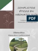 Conflictos éticos en Neonatología3°13