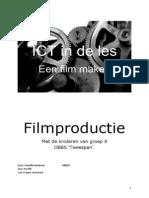 filmproductie