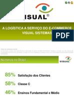 Logística do e-commerce - Correios