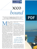 The Travel & Leisure Magazine Morocco Feature