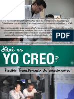 PRESENTACIÓN YO CREO FINAL