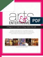 Arts & Entertainment_Sept09