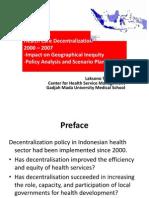Health-Decentralization-Melbourne-Laksono.ppt