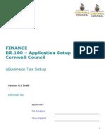 Ebiz Tax Br100