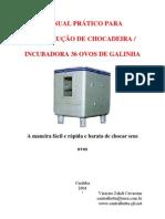 MANUAL PRÁTICO PARA CONSTRUCAO DE CHOCADEIRA VENDA