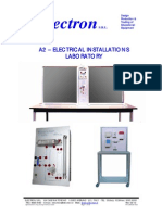 Leaflet a21_a25 (Electrical Installations Laboratory)