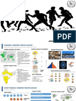 Sports Marketing event - Kabaddi