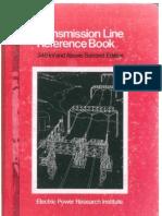 Transmission Line Reference Book 345 kV and Above EPRI