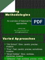 Hacking Methodologies