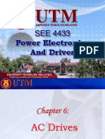 Chapter 6 - AC Drives