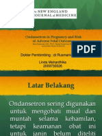 Ondansetron in Pregnancy and Risk (2)