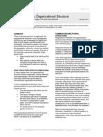 Understanding Organizational Structure