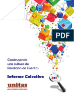 Informe Colectivo. 2013