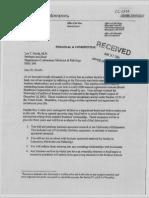 Furcht Discipline Report at the University of Minnesota