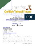 Parashat Vayeji # 12 Adul 6014