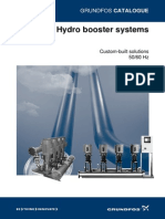 Hydro Booster Systems-Catalogue