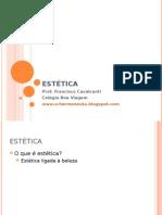 Estética - CBV 3 ANO