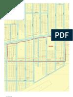 Map of Census Tract 24.00 Census Block 8