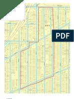 Map of Census Tract 27.01 Census Block 3