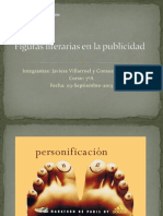 Figuras Literarias en La Publicidad