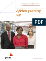 Pwc Africa Gearing Up Transport and Logistics Industry