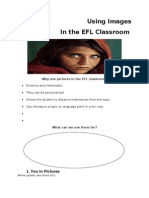 Picture Handout-Adult and Secondary