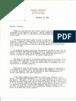 John Cardinal OConnor-John Flaherty Letter