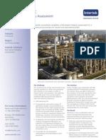 Case Study Risk Based Integrity Assessment