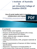 duce learning program