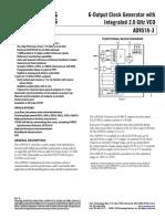 AD9518_3 data converter