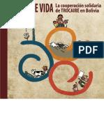 Ciclos de Vida. La cooperación solidaria de TROCAIRE en Bolivia