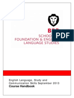 Sofel Ph English Language Study and Communication Skills Aug 2013 v2