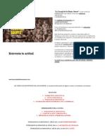 LA ESCUELA DE LA BUENA SUERTE. Dossier.