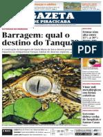 Jornal Gazeta de Piracicaba
