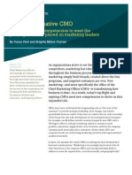 The Transformative CMO Three Musthave Competencies to Meet the Growing Demands Placed on Marketing Leaders