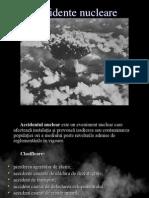 Accidente Nucleare