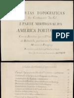 cartas gráficas america meridional