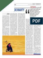 El Mundo de Marty de Denis Bardiau | Omar Suri (Oja x Oja 2013-12-09)
