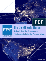 FPF Safe Harbor Report