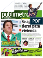 20131021 Mx Publimetro