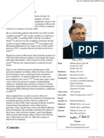 Bill Gates - Wikipedia, The Free Encyclopedia