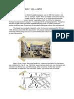 History of Central Market Kuala Lumpur